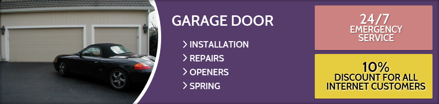 Des Plaines, IL - Garge Door Repair Services